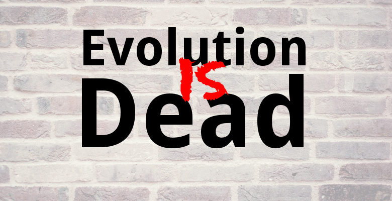 40 Trillion Reasons Evolution Is Dead